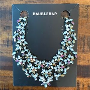 BaubleBar satement necklace